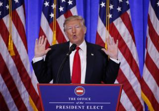 'Efeito Trump' faz-se sentir até em sites pornográficos