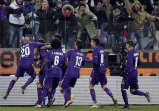 Fiorentina, de Paulo Sousa, derrota Juventus