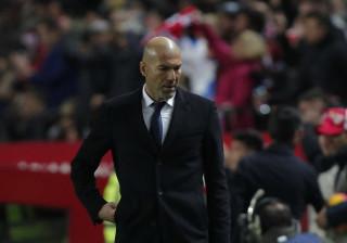"""Zidane já reagiu à derrota: """"Não houve falta de concentração"""""""