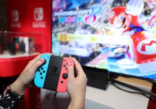 Nintendo Switch: Sabe quantos milhões de unidades foram vendidos num mês?
