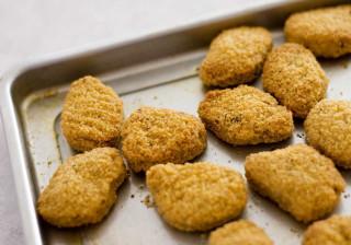 Os nuggets não têm de ser de frango. Conheça esta versão