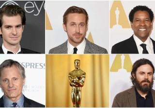 Óscares: Filmes icónicos dos nomeados para Melhor Ator