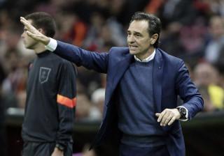 Para Prandelli há um português que será o melhor do mundo na sua posição