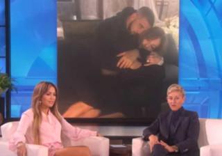 J.Lo e as relações com homens mais novos: A idade