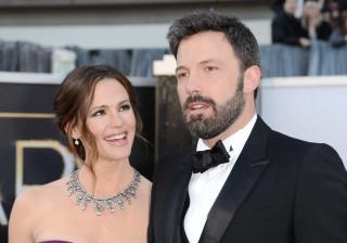 Jennifer Garner e Ben Affleck 'apanhados' em momentos de cumplicidade