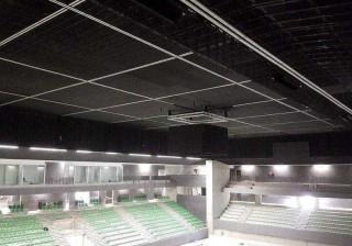Novas imagens mostram o interior do (quase pronto) pavilhão João Rocha