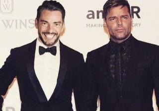 Cláudio Ramos começa a seguir Ricky Martin na esperança 'de ter sorte'
