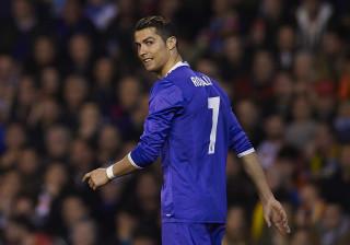 A desgraça foi Real mas Ronaldo continua com a cabeça no sítio certo