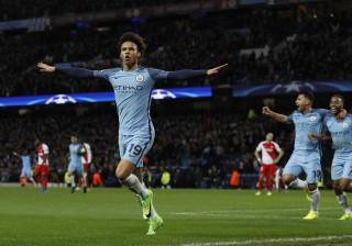 Sané marcou golo que custou 34 mil euros a adepto e pediu desculpa