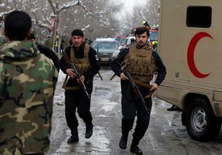 Pelo menos 11 pessoas morreram em atentado no Afeganistão
