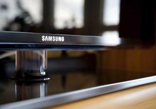 Samsung apresenta nova televisão gigante… e não cabe na sala
