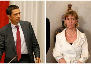 Vítor Gaspar e Maria Luís Albuquerque chamados ao parlamento com urgência