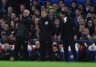 """Antonio Conte e o 'desaguisado' com Mourinho: """"Somos animais de campo"""""""