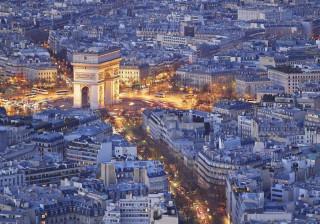 Economia francesa cresceu 0,3% no primeiro trimestre