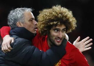 """""""Se tiver de partir um pé por Mourinho, parto"""""""