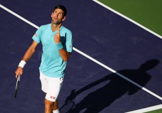 Djokovic eliminado em Monte Carlo por Goffin