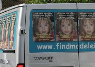 Nova teoria inglesa sobre Maddie: Criança levada ao sair sozinha de casa