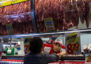 Parte da carne brasileira que está a caminho da Europa será devolvida