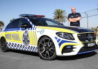 Já viu a nova 'bomba' da polícia australiana?