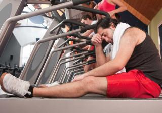 Três causas para sentir tonturas durante o treino
