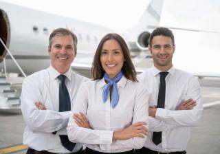 Conheça as primeiras coisas que a tripulação de um avião nota em si