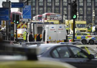Já há imagens do alegado suspeito de Westminster
