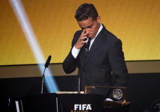 A mensagem de Cristiano Ronaldo que mudou a vida de Wendell Lira