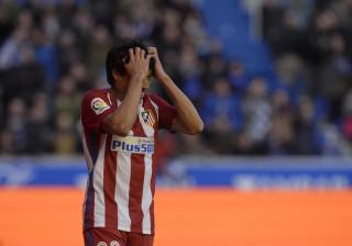 Gaitán poderá servir de 'moeda de troca' no Atlético Madrid