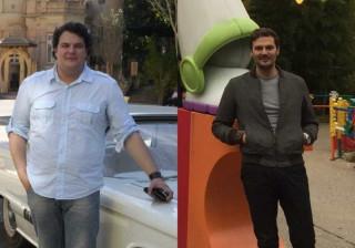 Mais saudável e com menos 50 quilos. Daniel conta-lhe como foi