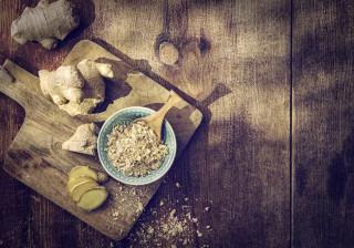 Sete boas razões para comer mais gengibre