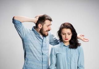 O que se deve fazer após discutir com a cara-metade