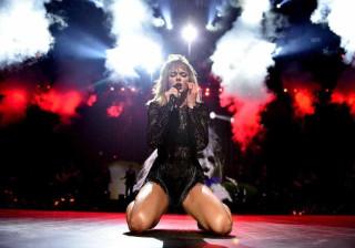 O 'desaparecimento' de Taylor Swift