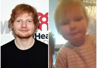 Mãe da menina de dois anos sósia de Ed Sheeran já reagiu