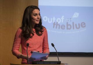 Kate Middleton deixa mensagem às vítimas do ataque de Londres