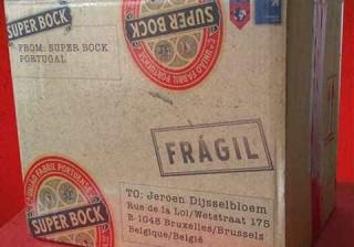 Super Bock responde à letra (e com humor) a Dijsselbloem