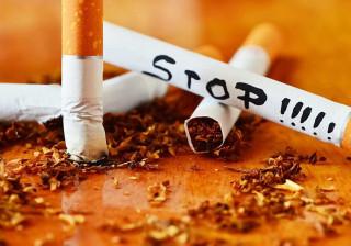 Um adeus (definitivo) ao tabaco? Em praias e carros com crianças talvez