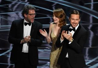 Ryan Gosling explica por que se riu durante erro crasso nos Óscares