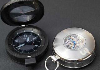 A Samsung apresentou um relógio inteligente… de bolso