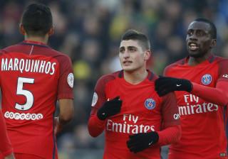 Verratti poderá tornar-se na sétima transferência mais cara do futebol