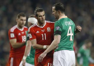 O'Shea acusou Bale de o tentar lesionar de propósito