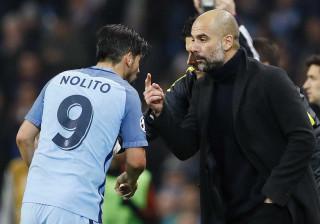 Nolito farto de Guardiola: