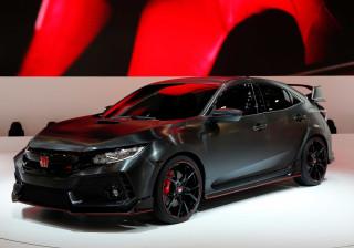 Novo Honda Civic Type-R vai chegar (muito) em breve a Portugal