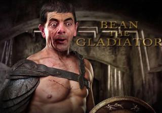 Mr. Bean fica bem em qualquer filme? Parece que sim