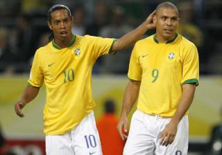 Através das redes sociais, Ronaldo deixa mensagem de apoio a Ibrahimovic
