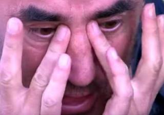 Iordanov não contém as lágrimas ao rever ex-colegas do Sporting