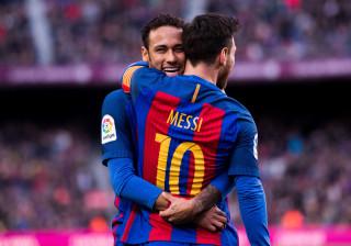 Messi está perto de renovar com o Barcelona
