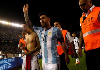 Confirmado: Messi com castigo pesado por insultos a árbitro