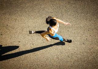 Correr uma maratona pode ser tão penoso como cirurgia cardíaca