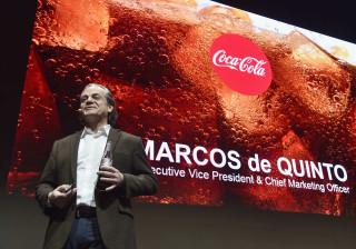 N.º 3 da Coca-Cola renunciou ao cargo.