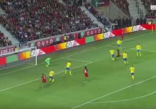 Magia de Gelson carimbou segundo golo de Portugal frente à Suécia